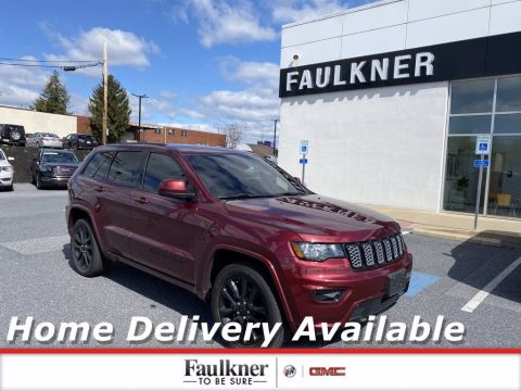 Pre-Owned 2019 Jeep Grand Cherokee Altitude 4WD Sport Utility