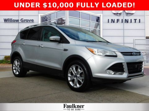 Pre-Owned 2014 Ford Escape Titanium 4WD Sport Utility