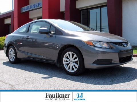 Pre-Owned 2012 Honda Civic Cpe EX FWD 2dr Car