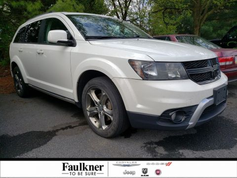 Pre-Owned 2016 Dodge Journey Crossroad Plus FWD Sport Utility