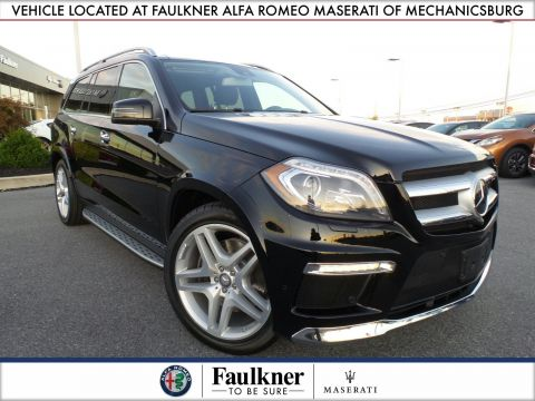 2016 Mercedes-Benz GL GL 550