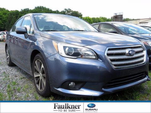 Pre-Owned 2017 Subaru Legacy Limited AWD 4dr Car