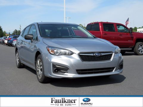 Pre-Owned 2019 Subaru Impreza 2.0i AWD Hatchback