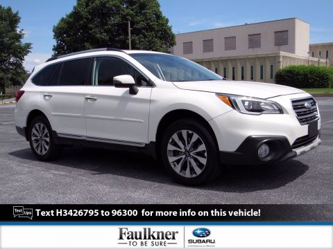Pre-Owned 2017 Subaru Outback Touring AWD Sport Utility