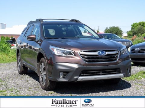 Pre-Owned 2020 Subaru Outback Limited XT AWD Sport Utility