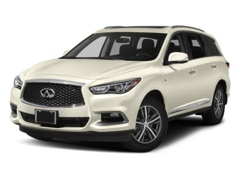 Certified Pre-Owned 2017 INFINITI QX60 Base AWD Sport Utility