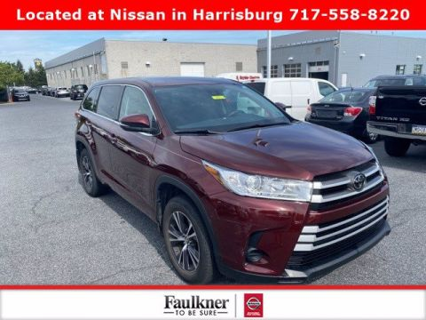 Pre-Owned 2018 Toyota Highlander LE Plus AWD Sport Utility