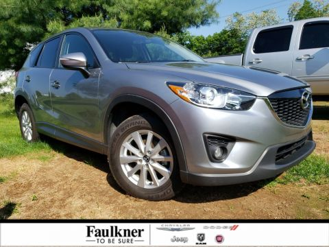 Pre-Owned 2015 Mazda CX-5 Touring AWD Sport Utility