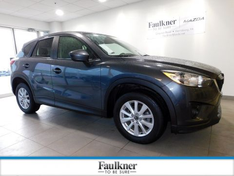 Pre-Owned 2014 Mazda CX-5 Touring AWD Sport Utility