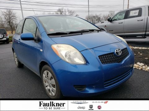 Pre-Owned 2008 Toyota Yaris Base FWD 2dr Car