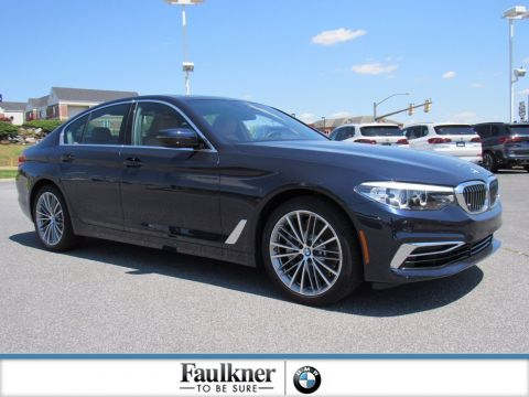 Pre-Owned 2020 BMW 5 Series 530i xDrive AWD 4dr Car