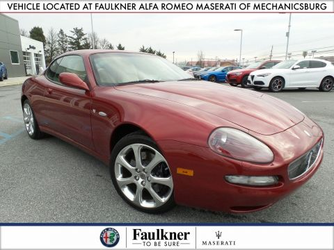 Pre-Owned 2004 Maserati Coupe Cambiocorsa RWD 2dr Car
